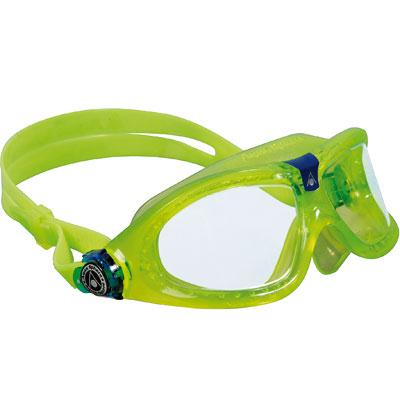 Seal Kid 2 Lime Gggls Clr Lens