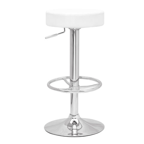 Fine Mod Imports Decorative Furniture Ex Bar Stool, White