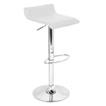 Ale Bar Stool White