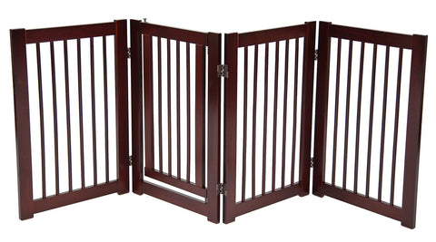 Primetime Petz 360? Household Wooden Furniture Configurable Pet Safety Gate