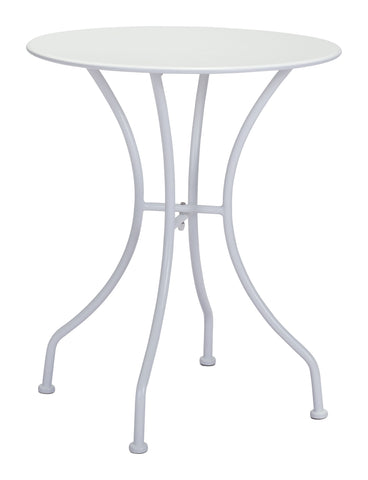 OZ DINING ROUND TABLE WHITE