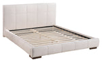 AMELIE BED KING WHITE