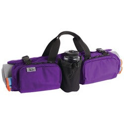 Hotdog Yoga Yoga Rollpack Bags (amethyst) (pack of 1 Ea)