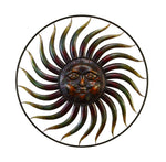 37 Inch Diameter Metal Wall Decor Fordecor Enthusiasts