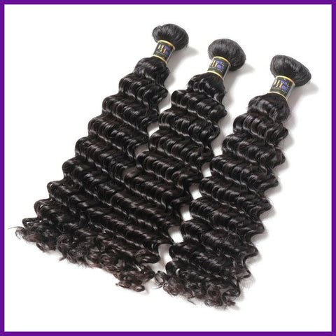 DEEP WAVE & TIGHT CURLY BUNDLE DEAL
