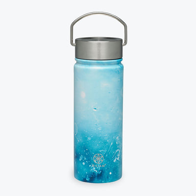 Gaiam Stainless Steel Wide Mouth Water Bottle
