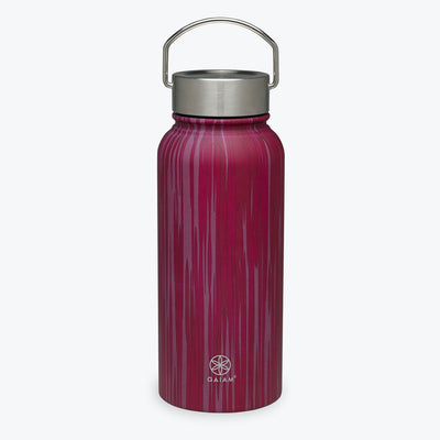 Gaiam Stainless Steel Wide Mouth Water Bottles - 32 oz - cabaret