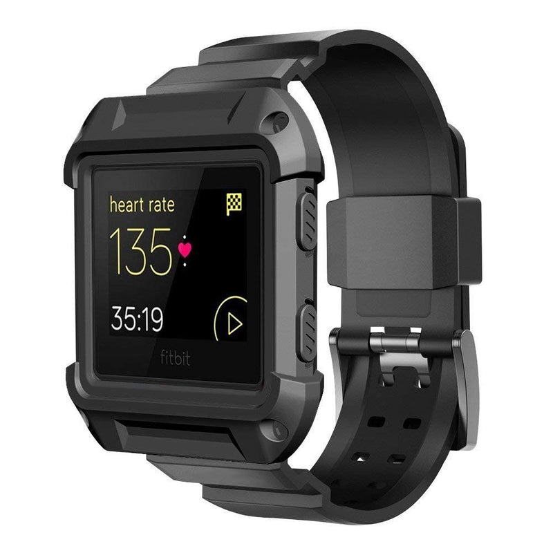 Fitbit Blaze Rugged Case-Band