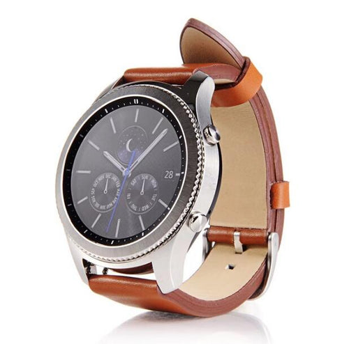 Samsung Gear S3 High Quality Genuine Leather Strap/Band