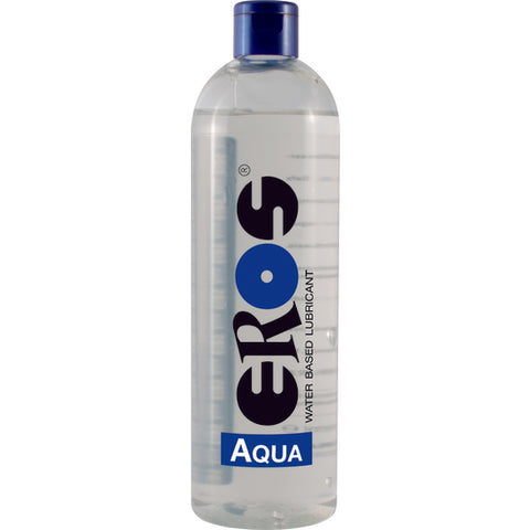 EROS AQUA LUBRICANTE BASE AGUA 500 ML