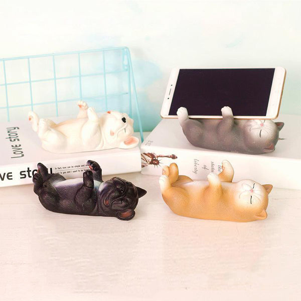 Cute Pet Phone Stand/Phone Holder