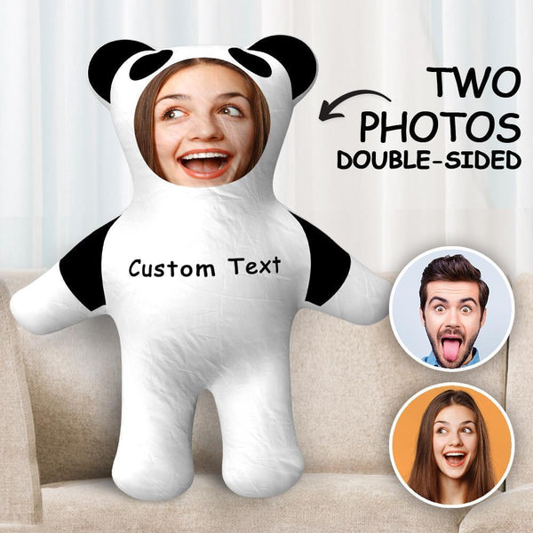 Custom Face Pillow