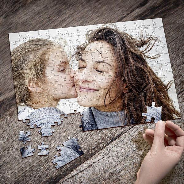 Mother's Day Custom Photo Puzzle Stay-at-home Gifts- 35-1000 pieces