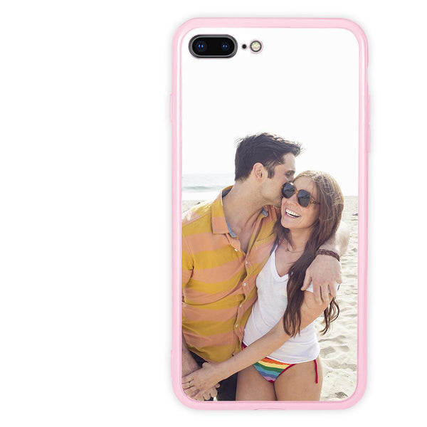 Personalized iPhone Case Candy Color Acrylic