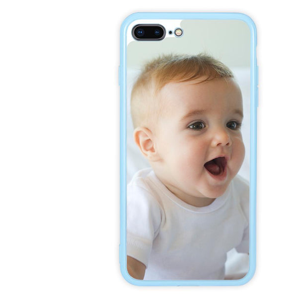 Custom Candy Color iPhone Case Personalized iPhone Case Acrylic