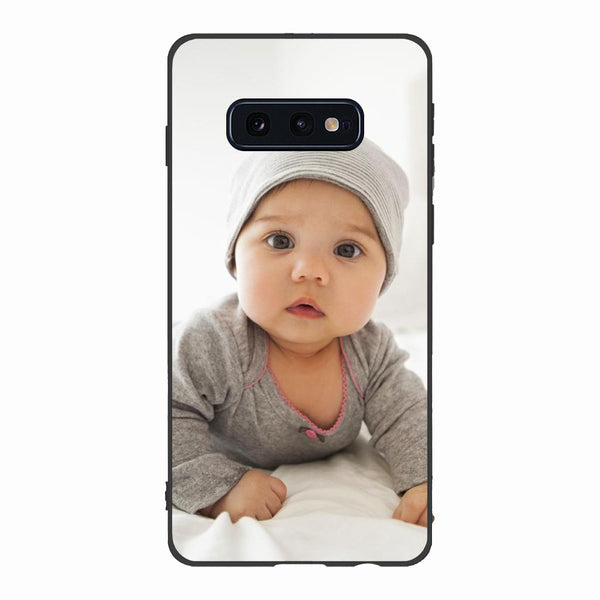 Custom Samsung Phone Cases Galaxy S10 Lite-Black Edge