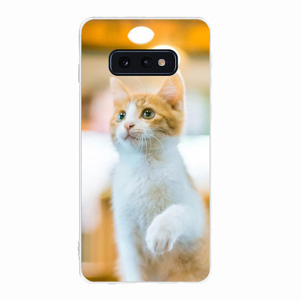 Samsung Case Custom Phone Cases Galaxy S10 Lite-Translucent Edge