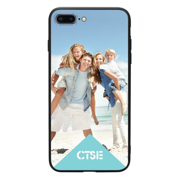 Custom iPhone Case - Family Initials