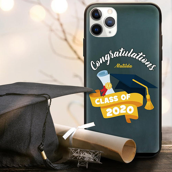 Graduation custom phone cases for iphone