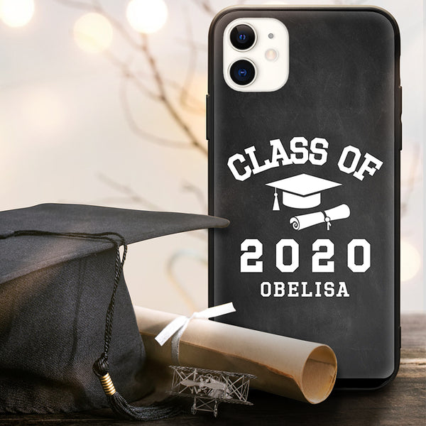 Custom Graduation Phone Case Compatibale with All iPhone
