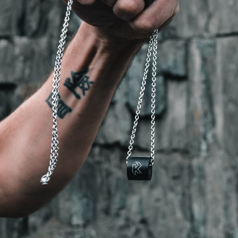 Kuopiorock official necklace