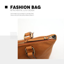 Load image into Gallery viewer, Select nice tote bag angelinas palace shoulder bag organizer insert waterproof handbag pu leather sturdy zipper top handle purse women bags carry for office school travel shopping oyster