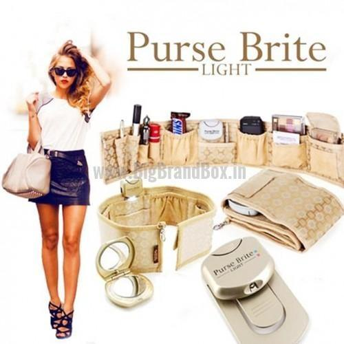 Purse Brite Lighted Organizer