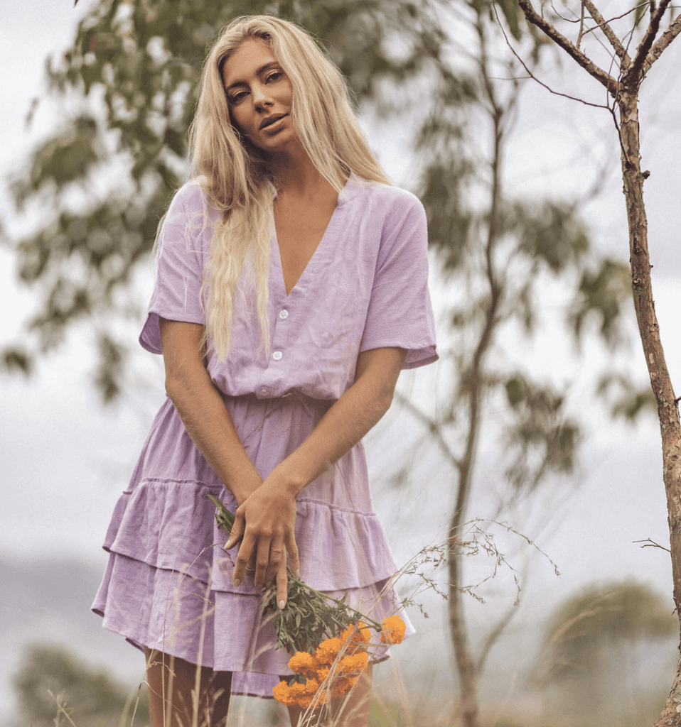 Forsoul The Label bohemian clothing online sustainable ethical