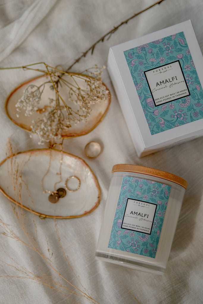 Forsoul The Label Amalfi Candle