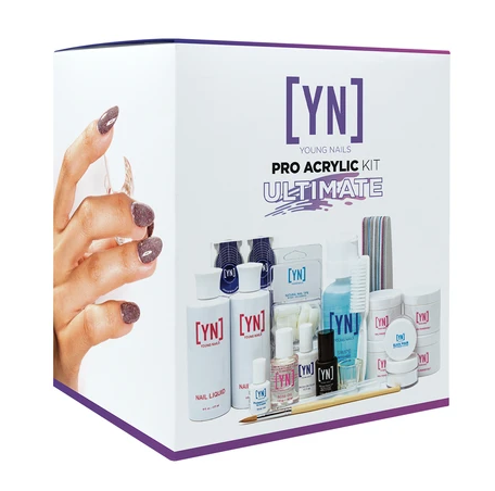 YOUNG NAILS - PRO ACRYLIC KIT ULTIMATE