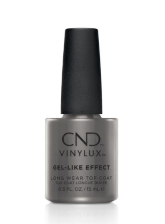 CND VINYLUX GEL-LIKE EFFECT TOP COAT 0.5 fl oz
