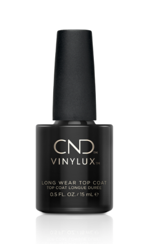 CND VINYLUX LONG WEAR TOP COAT 0.5 fl oz