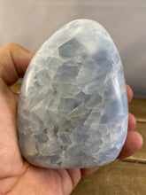 Load image into Gallery viewer, Blue Calcite freeform
