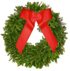 North Carolina Fraser - Undecorated Christmas Wreath