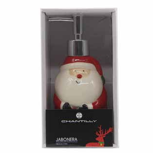 Dispensador De Jabon Santa