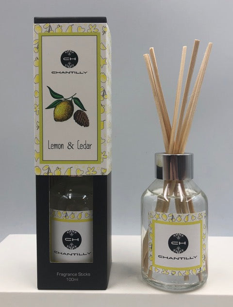 Difusor Ambiental Simple 100ml Lemon&Cedar