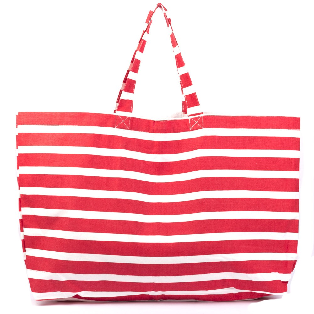 Bolso Stripes - Rojo