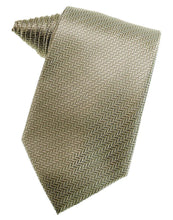 Load image into Gallery viewer, Bamboo Herringbone Necktie