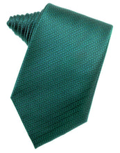 Load image into Gallery viewer, Jade Herringbone Necktie