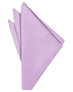 Lavender Palermo Pocket Square