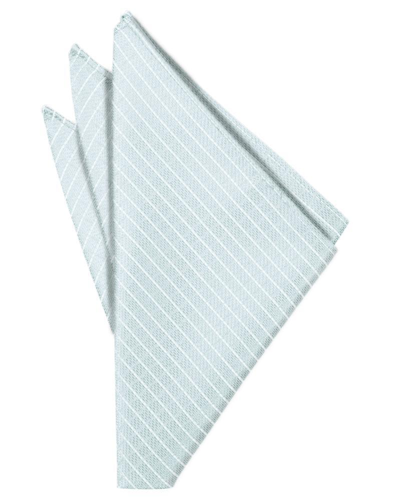 Powder Blue Palermo Pocket Square