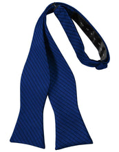 Load image into Gallery viewer, Royal Blue Palermo Bow Tie