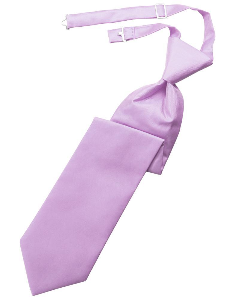 Lavender Solid Twill Windsor Tie