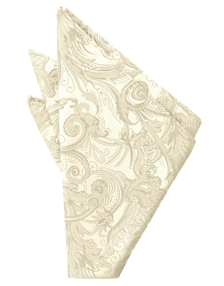 Bamboo Tapestry Pocket Square