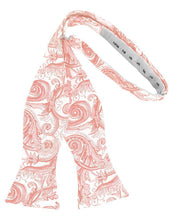 Load image into Gallery viewer, Coral Reef Tapestry Bow Tie