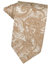 Load image into Gallery viewer, Latte Tapestry Necktie