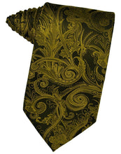 Load image into Gallery viewer, New Gold Tapestry Necktie