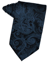 Load image into Gallery viewer, Peacock Tapestry Necktie