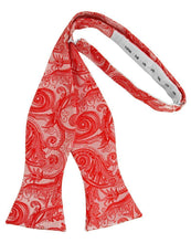 Load image into Gallery viewer, Persimmon Tapestry Bow Tie