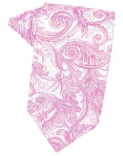 Load image into Gallery viewer, Rose Petal Tapestry Necktie
